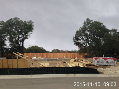 House Framing Timelapse Photo 1