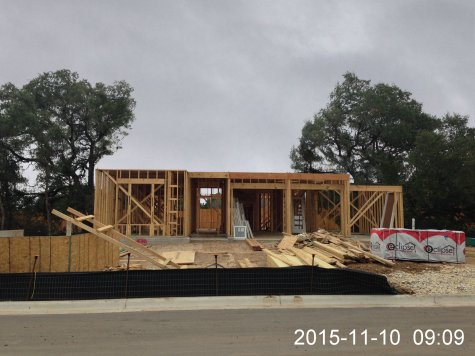 House Framing Timelapse Photo 2
