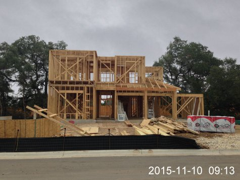 House Framing Timelapse Photo 3