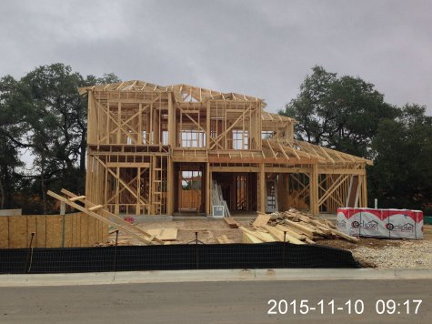 House Framing Timelapse Photo 4